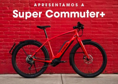 Apresentamos a nova Trek Super Commuter