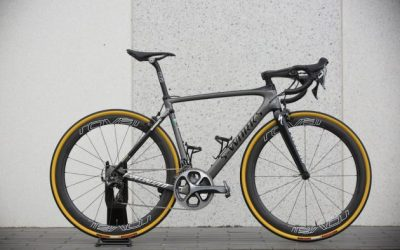S-Works Roubaix de Peter Sagan…