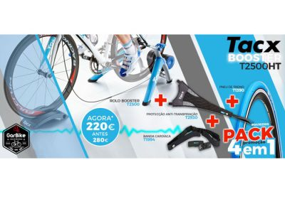 Pack Rolo Tacx Booster