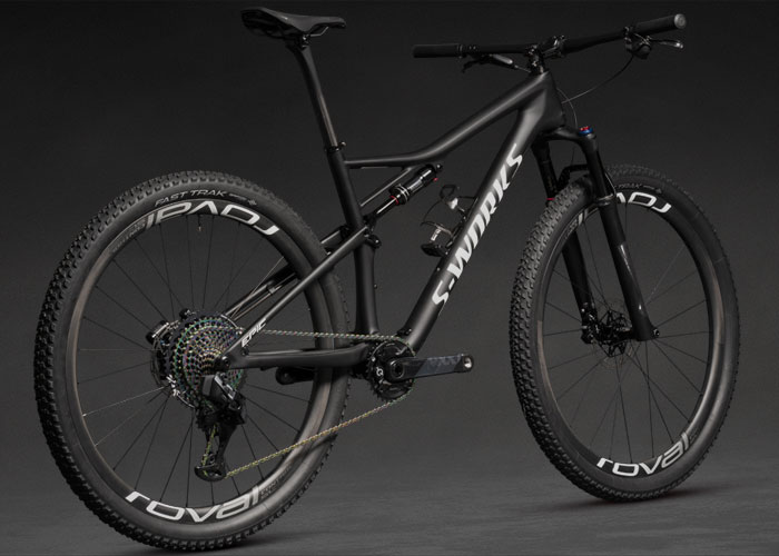 Nova S-Works Epic com SRAM XX1 Eagle AXS™