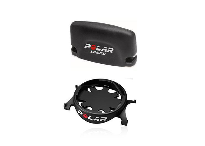 Polar CS Speed +Suporte Twist Lock Bike Mount